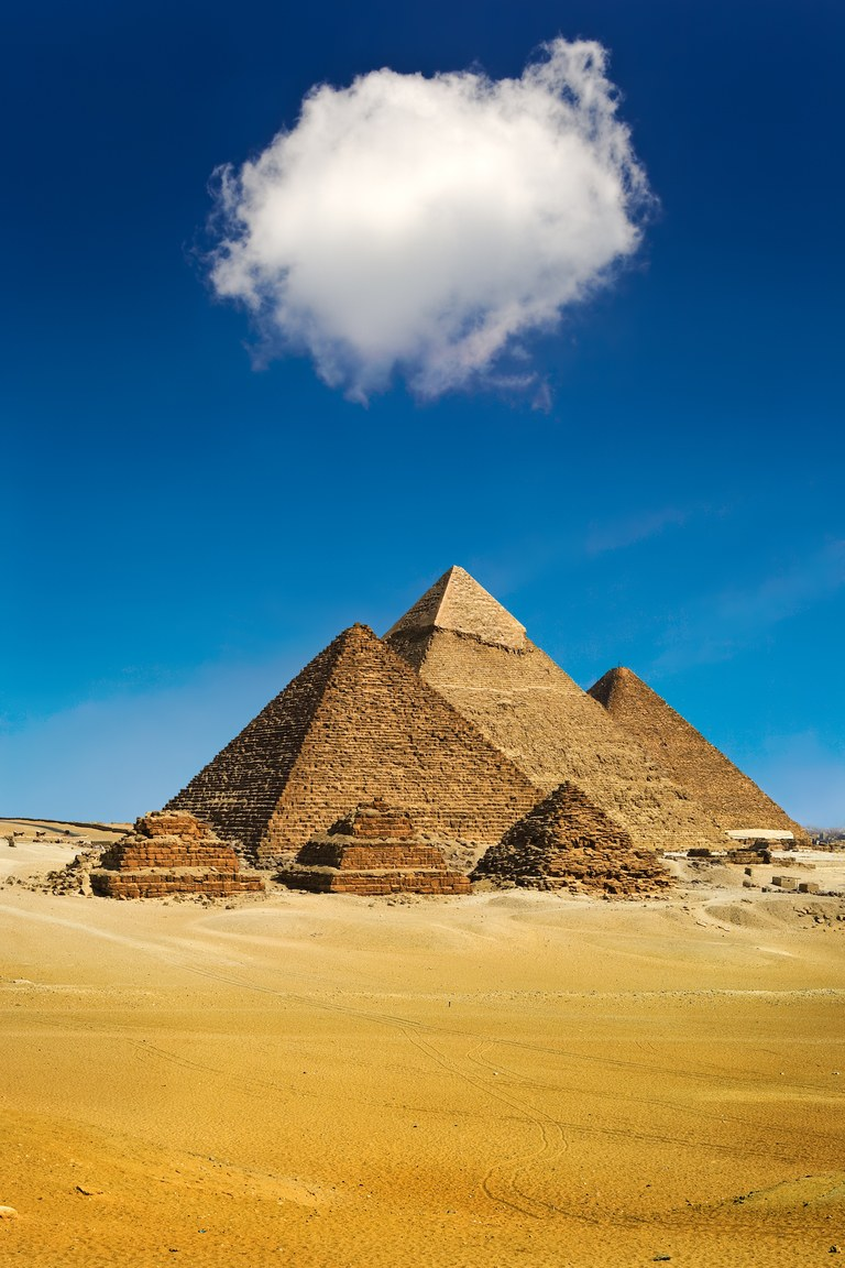 Facts You Never Knew About the Pyramids of Giza