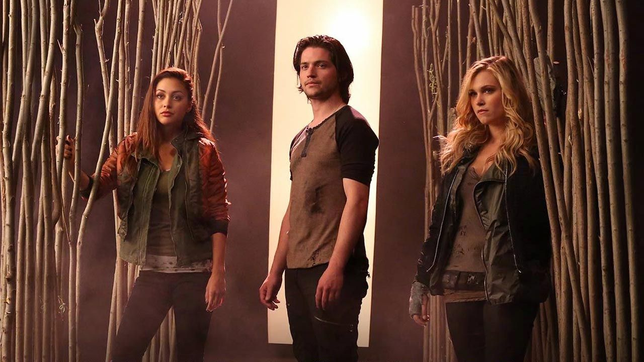 Cast Of The 100 The 100