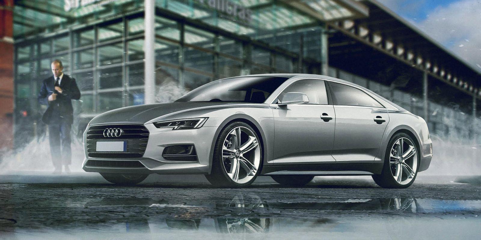 Kelebihan Kekurangan Audi A9 2018 Perbandingan Harga