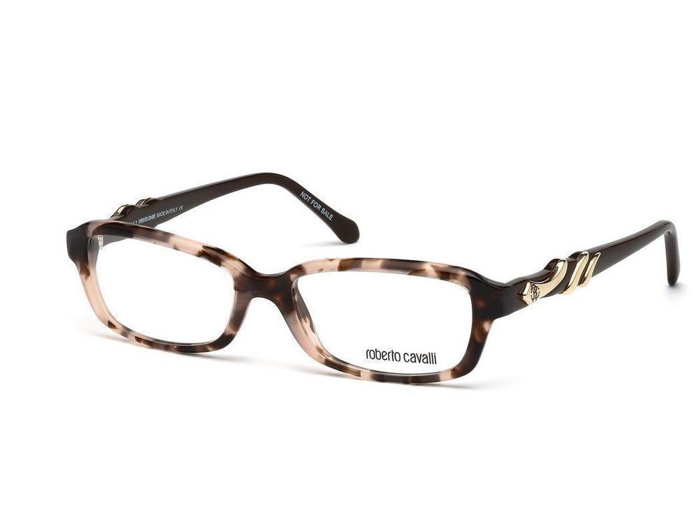 7d81103bf131 eBay  Sponsored 100% Authentic Roberto Cavalli Eyewear Female Optical  Glasses RC0844 Color  055