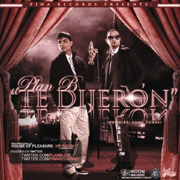 Plan B – Te Dijeron (single cover art)