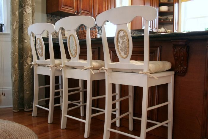 How to Upholster Chair Backs with Foamboard | Upholstered ...