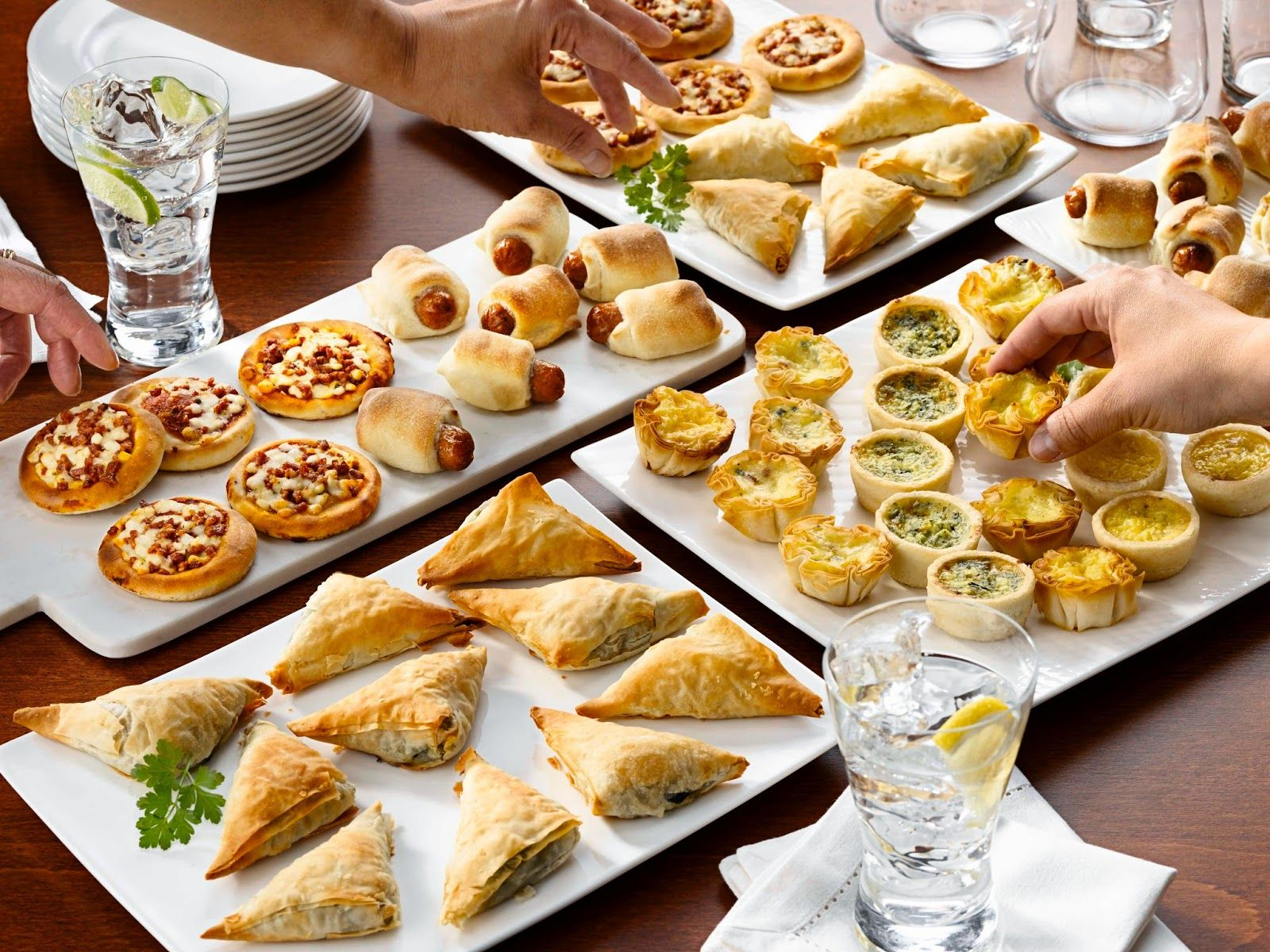 Image Result For Costco Etizers Party Food