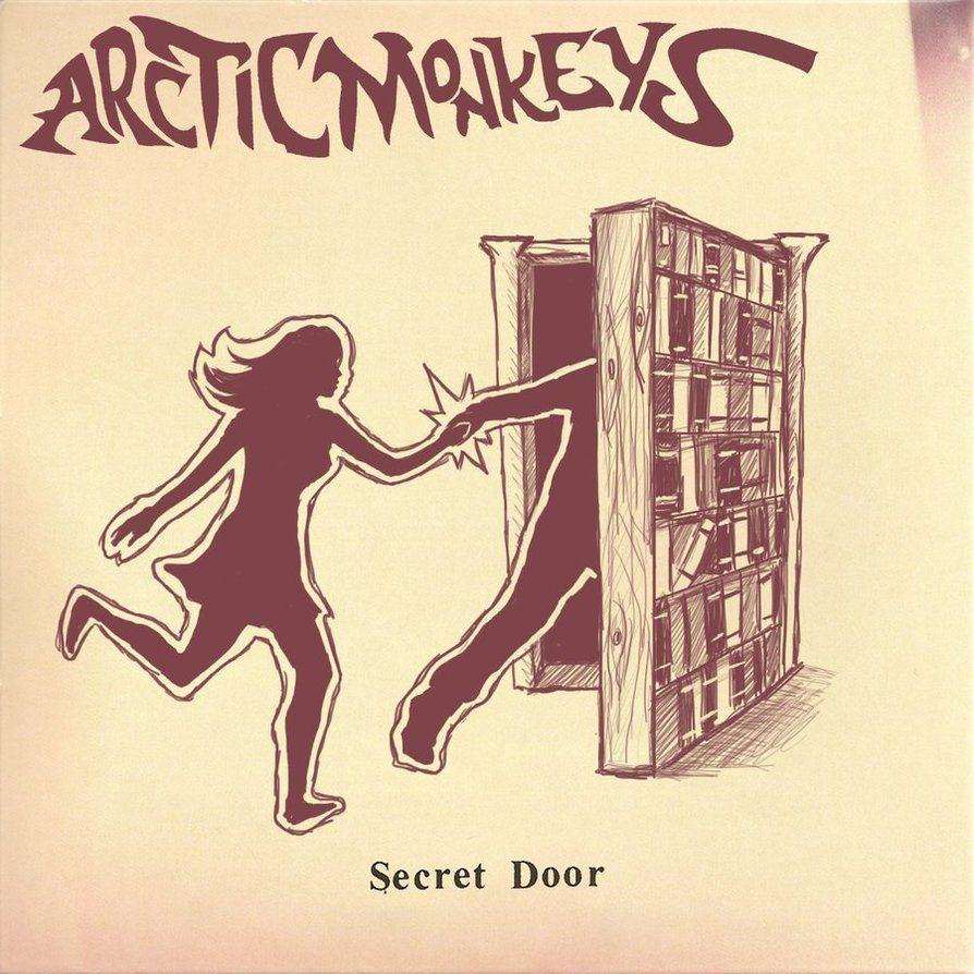 Secret Door by Mindgeist Bandas, Dibujos