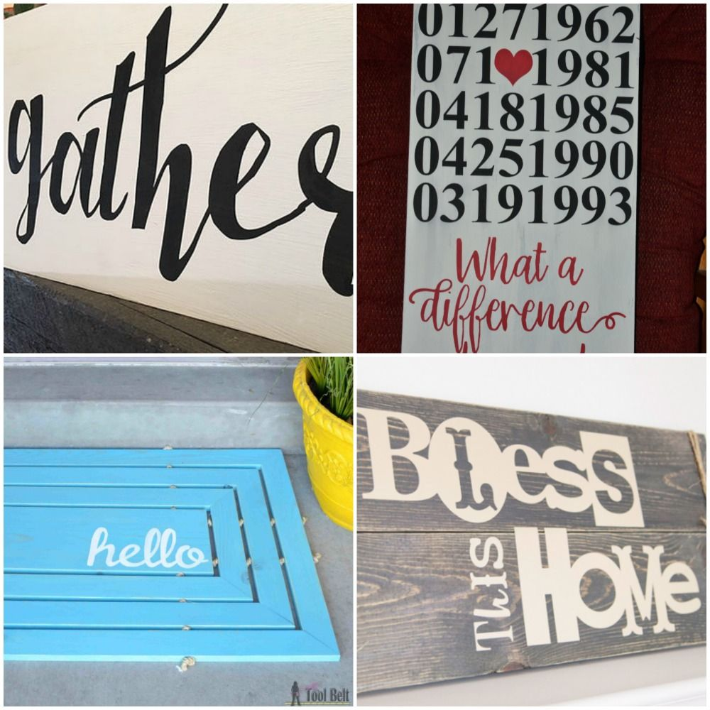 What Can I Make with My Cricut? Fabulous Cricut Projects