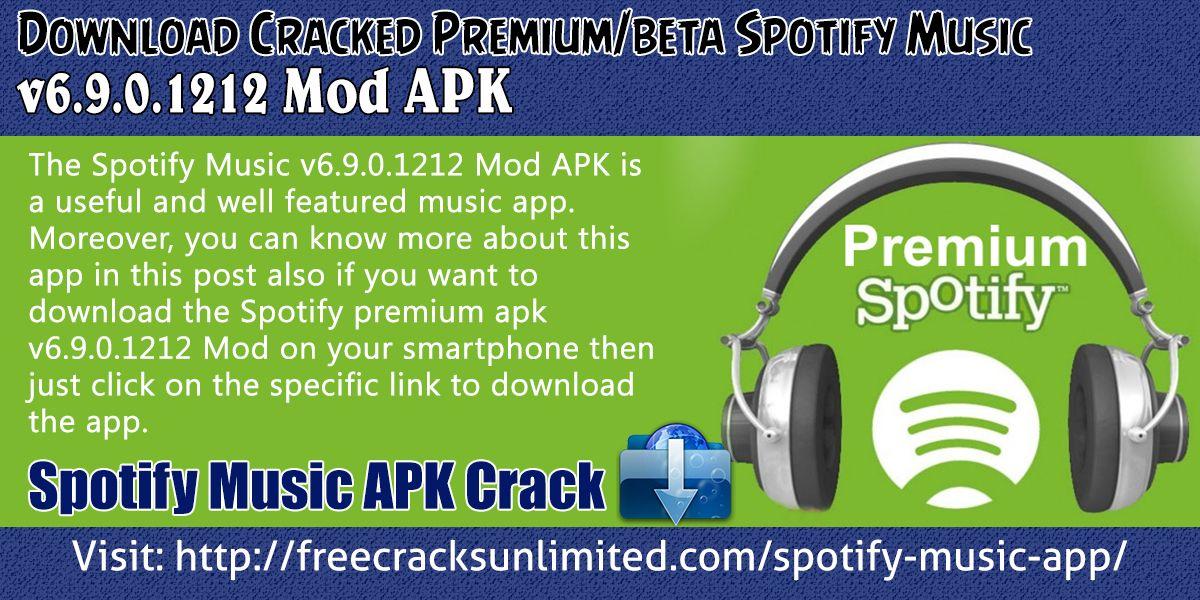 Spotify Cracked Apk