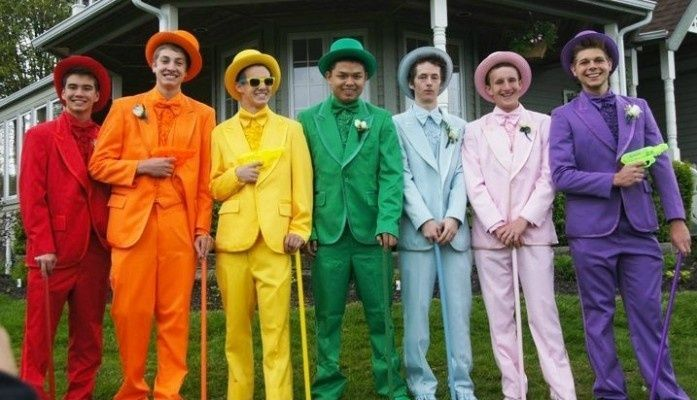 Pimps dresses in bright colors - Google Search