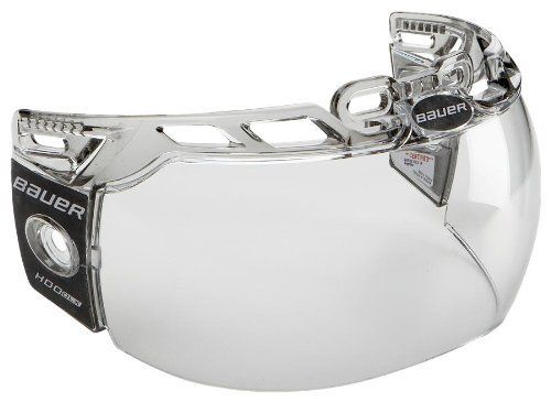 Bauer Hdo Deluxe Visor By Bauer 89 99 Eye Protection It S Not What It Used To Be With Advancements In Technology Sleekness I Hockey Gear Hockey Best Home Gym Equipment