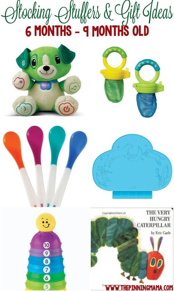 Stocking Stuffers & Small Gifts for a Baby | Babies, Gift and Top toys