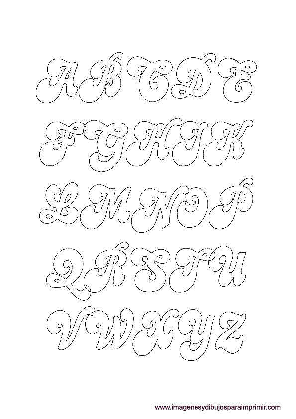 Moldes De Letras Para Imprimir Y Recortar Has Encontrado Moldes De