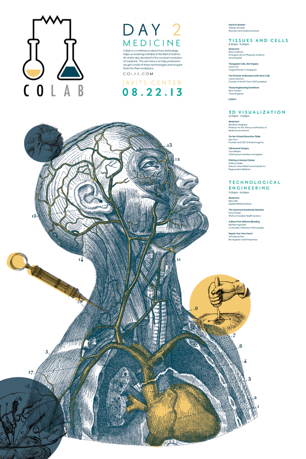 CoLab Conference - Identity by Marie D'Ovidio, via Behance ...