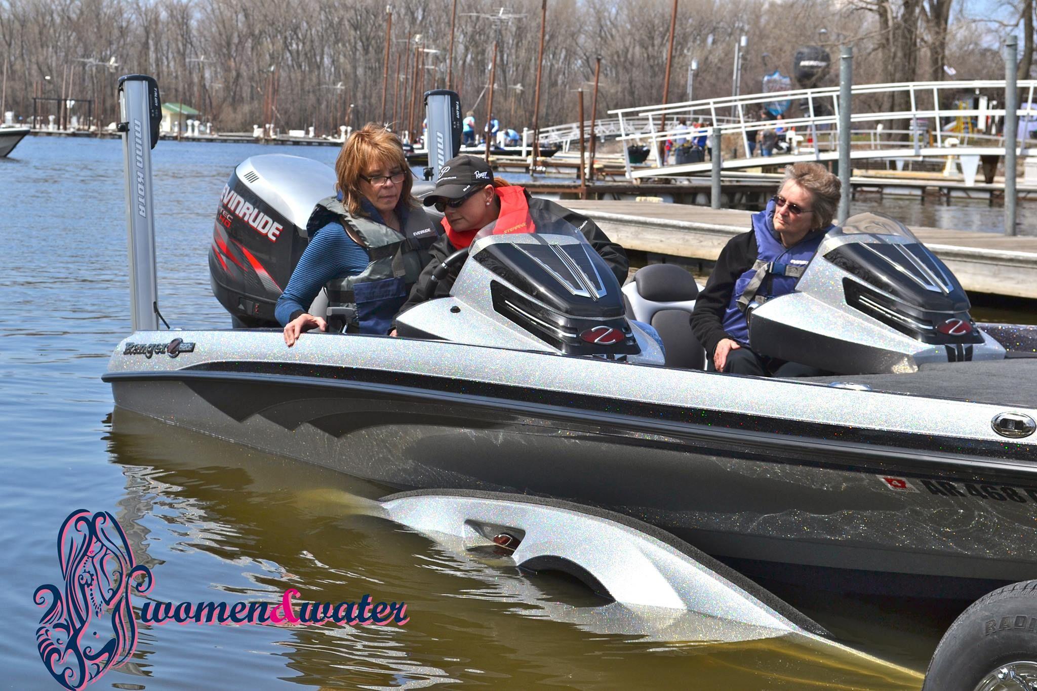 Women & Water safety etiquette skills Event marketing