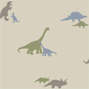 Fun 4 Walls Dinosaurs Monster Boys Childrens Kids Animal Wallpaper