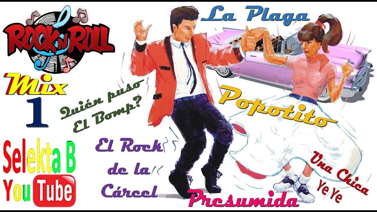 Rock Roll En Español Mix 01 Popotitos La Plaga Rock De La Cárcel Fiesta Fin De Año 2016 Youtube Rock Roll Carcel Plagas