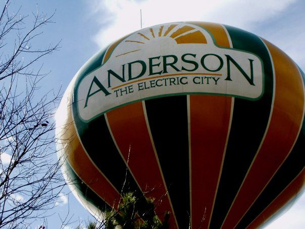 The Electric City Anderson Sc