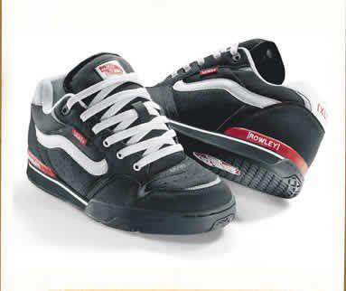 de173e5e89 Vans Rowley XLT - The 50 Greatest Skate Shoes