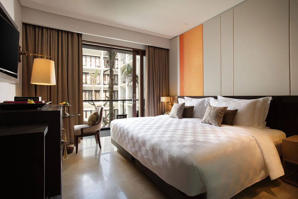 Deluxe Room Anvaya Beach Resort Bali Is A Luxury With Modern Style Comfortable And