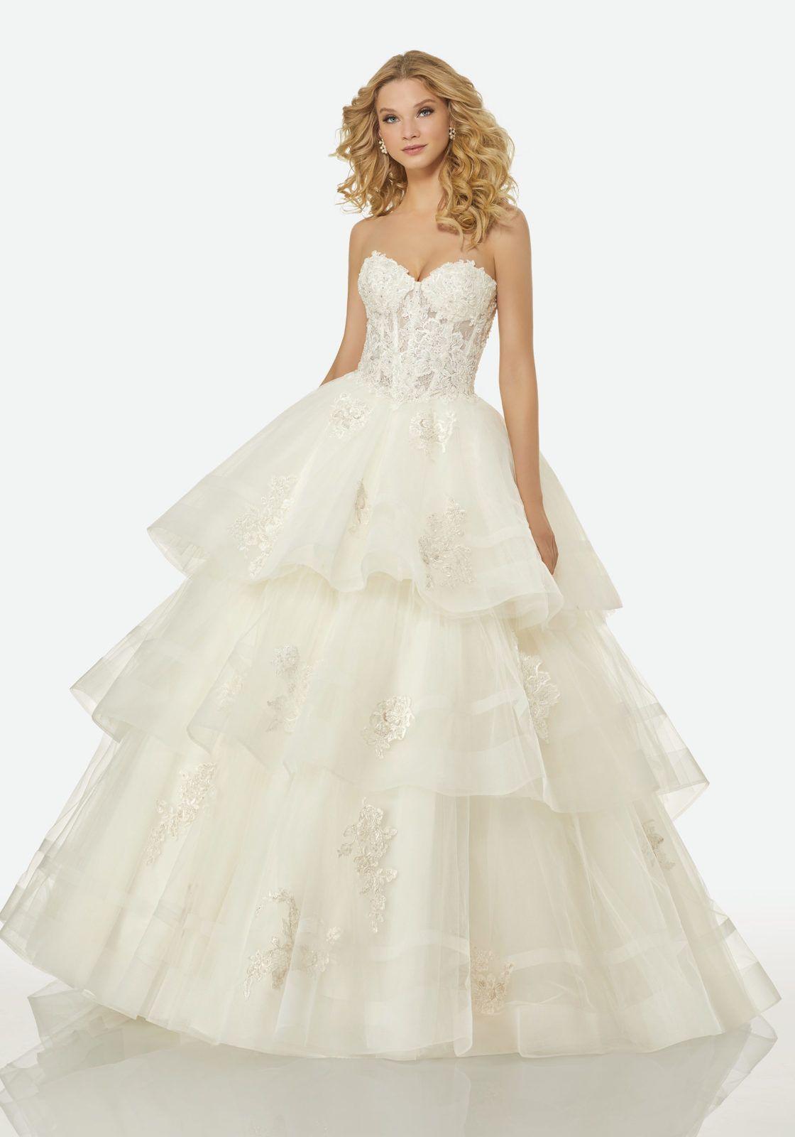 Bella Wedding Dress | Randy Fenoli Bridal | Weddings | Pinterest ...