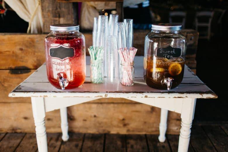 Farm Wedding & Barn Reception - Rustic Wedding Chic