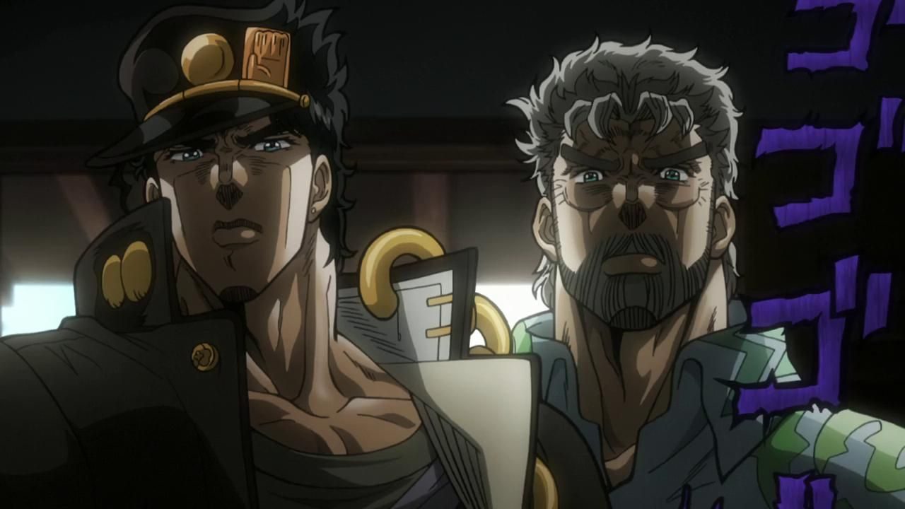 Image Result For Jojo S Bizarre Adventure Part 3 Screenshot