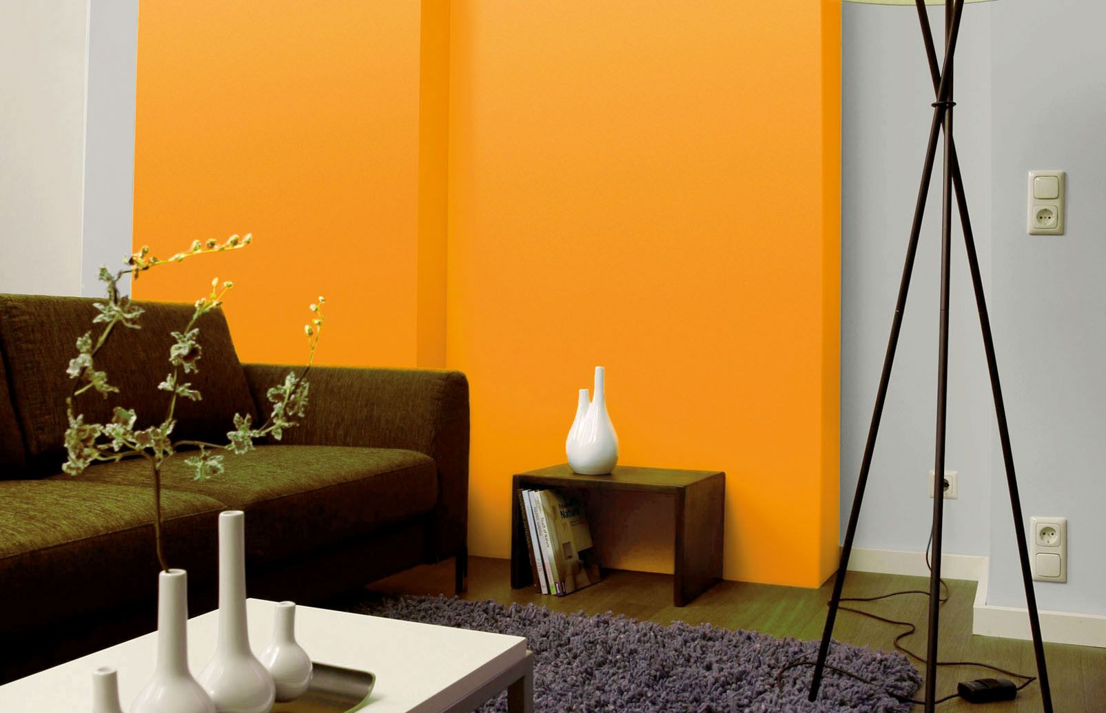 Alpina Wandfarbe Farbrezepte Sonnensturm 1 L Alpina Wandfarbe Wandfarbe Und Haus Deko