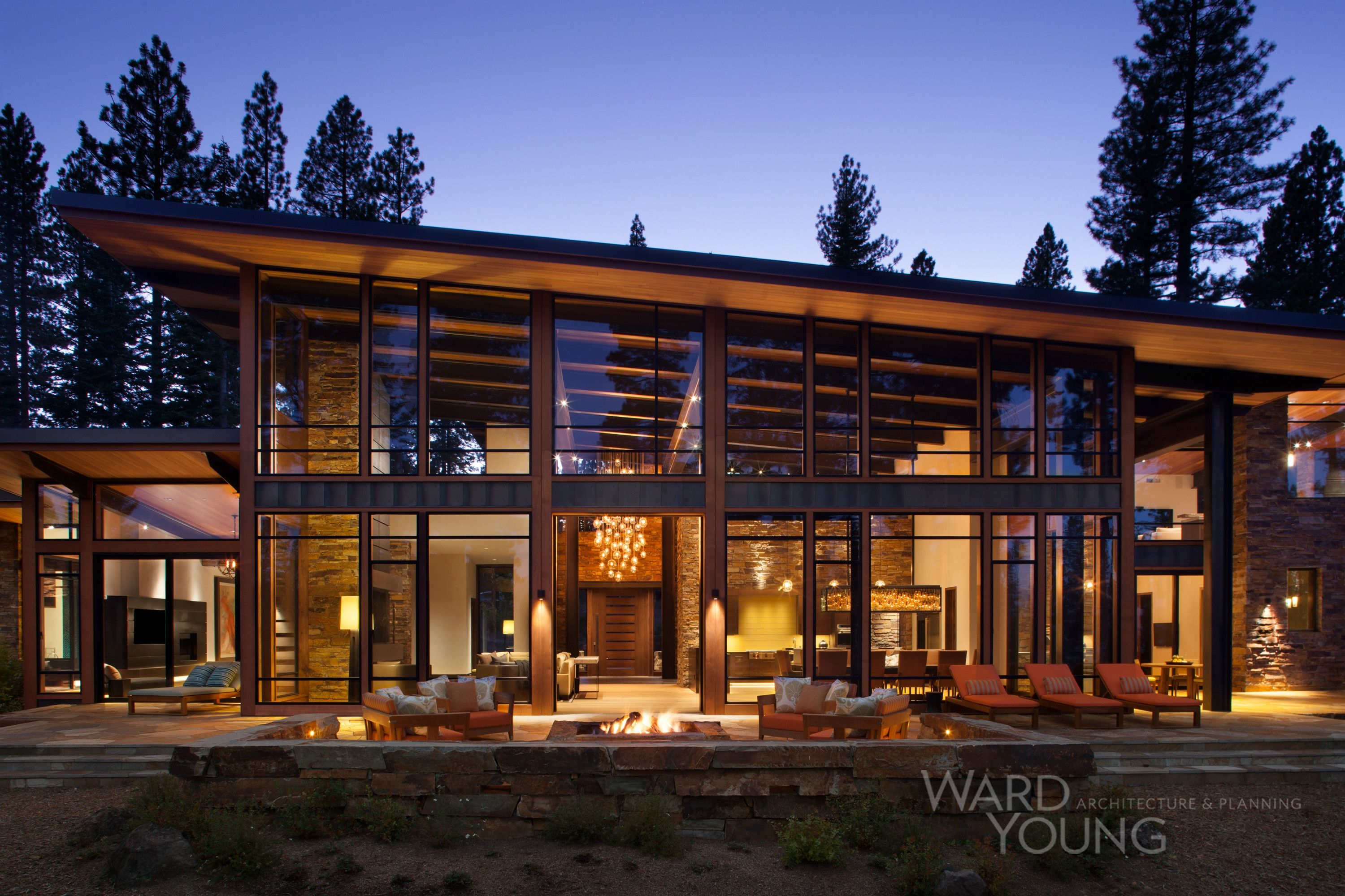 Pin by gary bunch on Mountain homes-Exterior | Modern ...