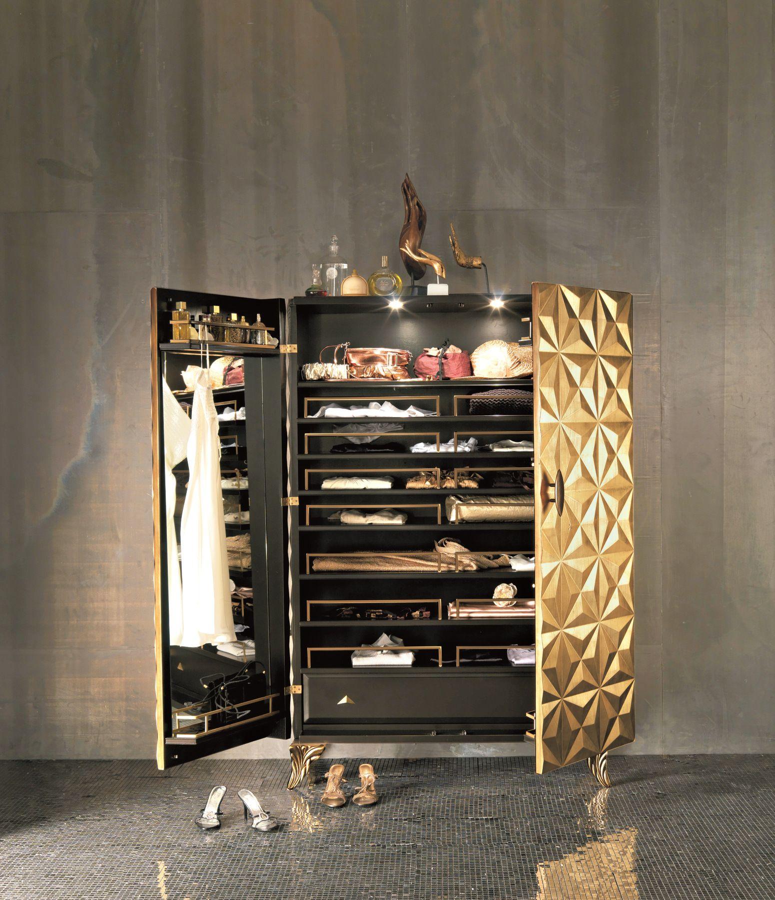 Mueble De Ba O Con Contenedor Con Puertas Diamond Mobile Giorno  # Muebles Bizzotto