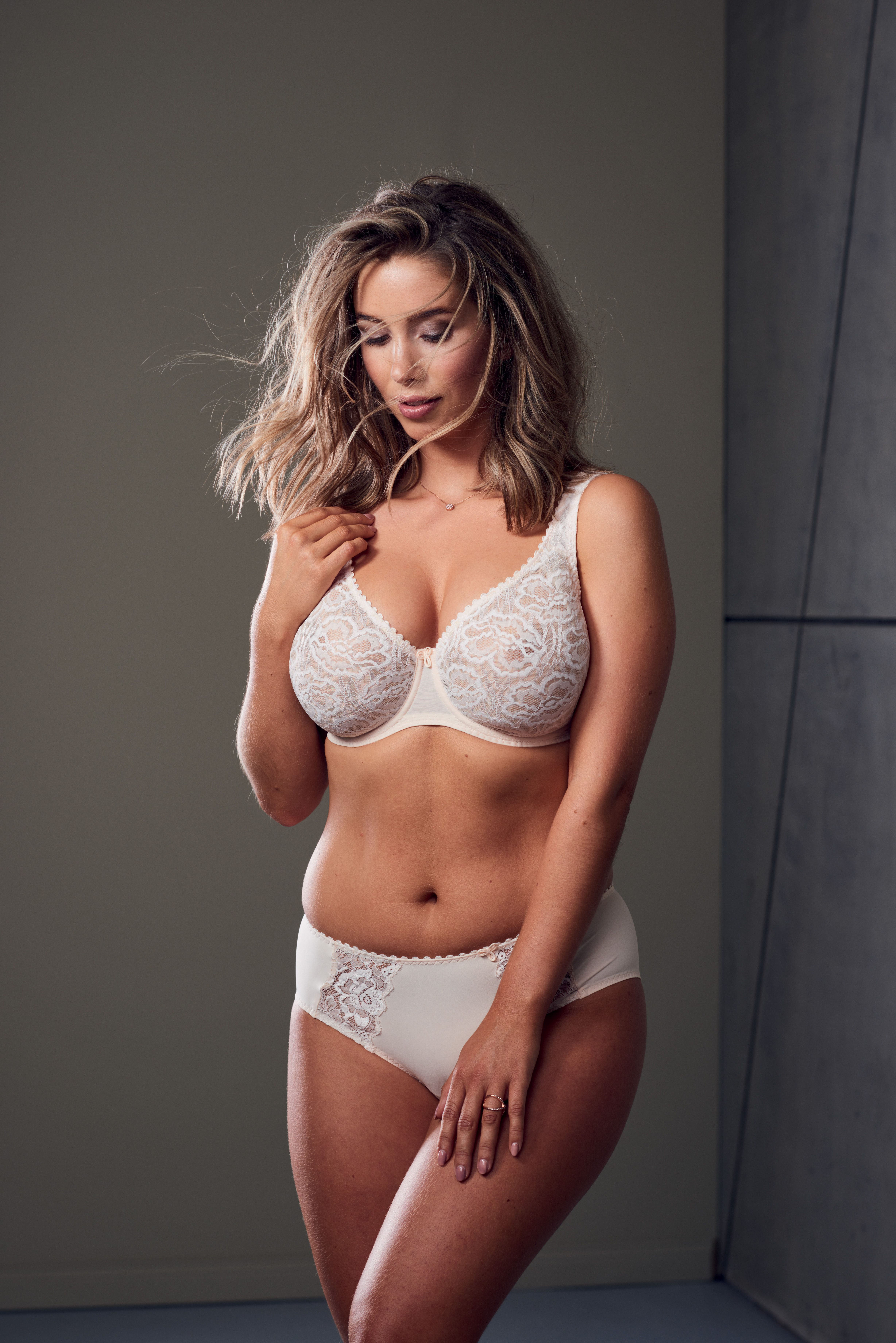 a82e447e3ff44d The lovely and lacy Aurelia bra - from Rosa Faia. Available up to a H cup.