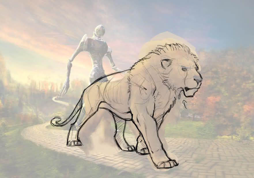 Ausgezeichnet Lion Anatomy And Physiology Ideen - Anatomie Ideen ...