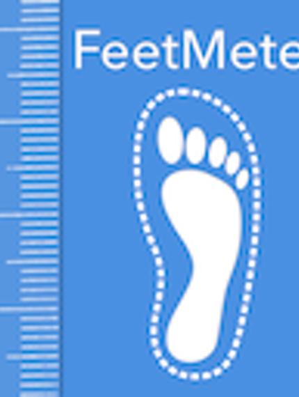 Hot New Product On Product Hunt Feetmeter Shoe Size Measurements Measurement Length