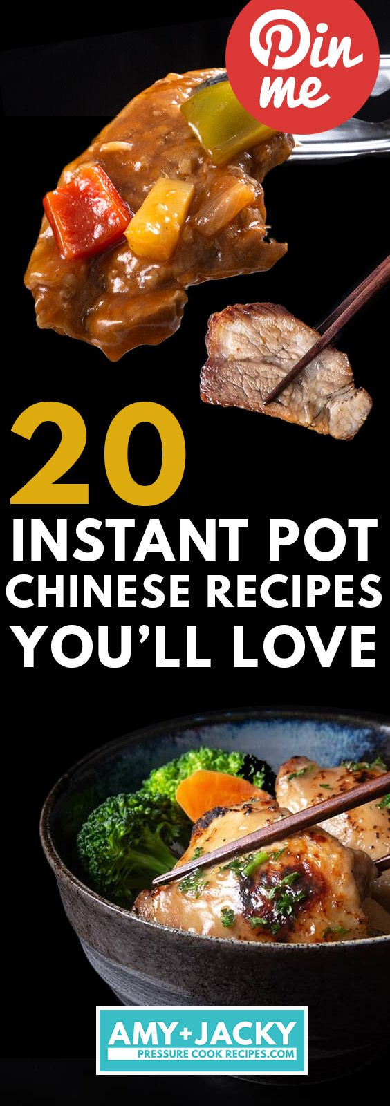 20 Instant Pot Favorite Chinese Takeout Recipes You'll Love images