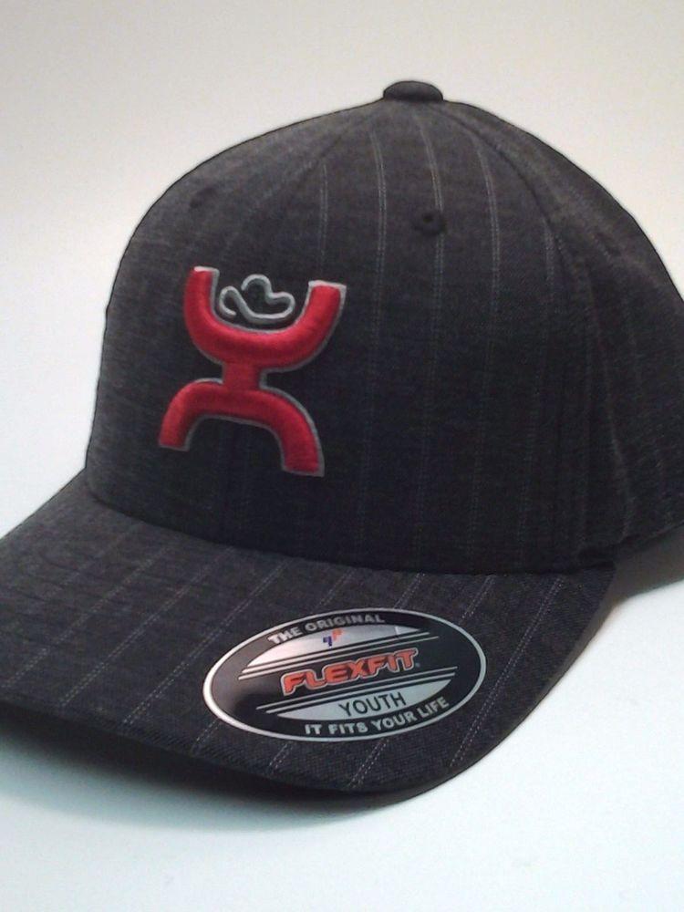 d042d2919d8 Hooey youth cap timey rope ranch rodeo hats flex fit unisex kid hat western  caps hooey