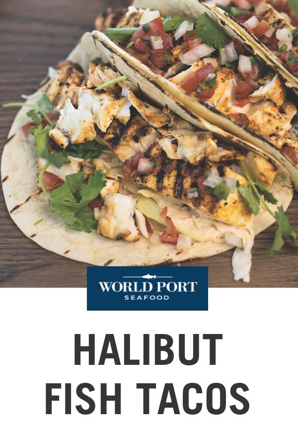 Awe Inspiring Halibut Steak Fish Tacos With Homemade Chipotle Mayonnaise Download Free Architecture Designs Scobabritishbridgeorg