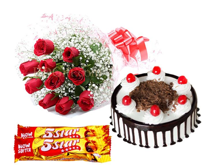 Send Birthday Gift To Bangladesh For Your Loved Its Amazing And Nice Decorated Combo