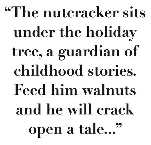 Nutcracker Christmas Quotes Quotesgram By At Quotesgram