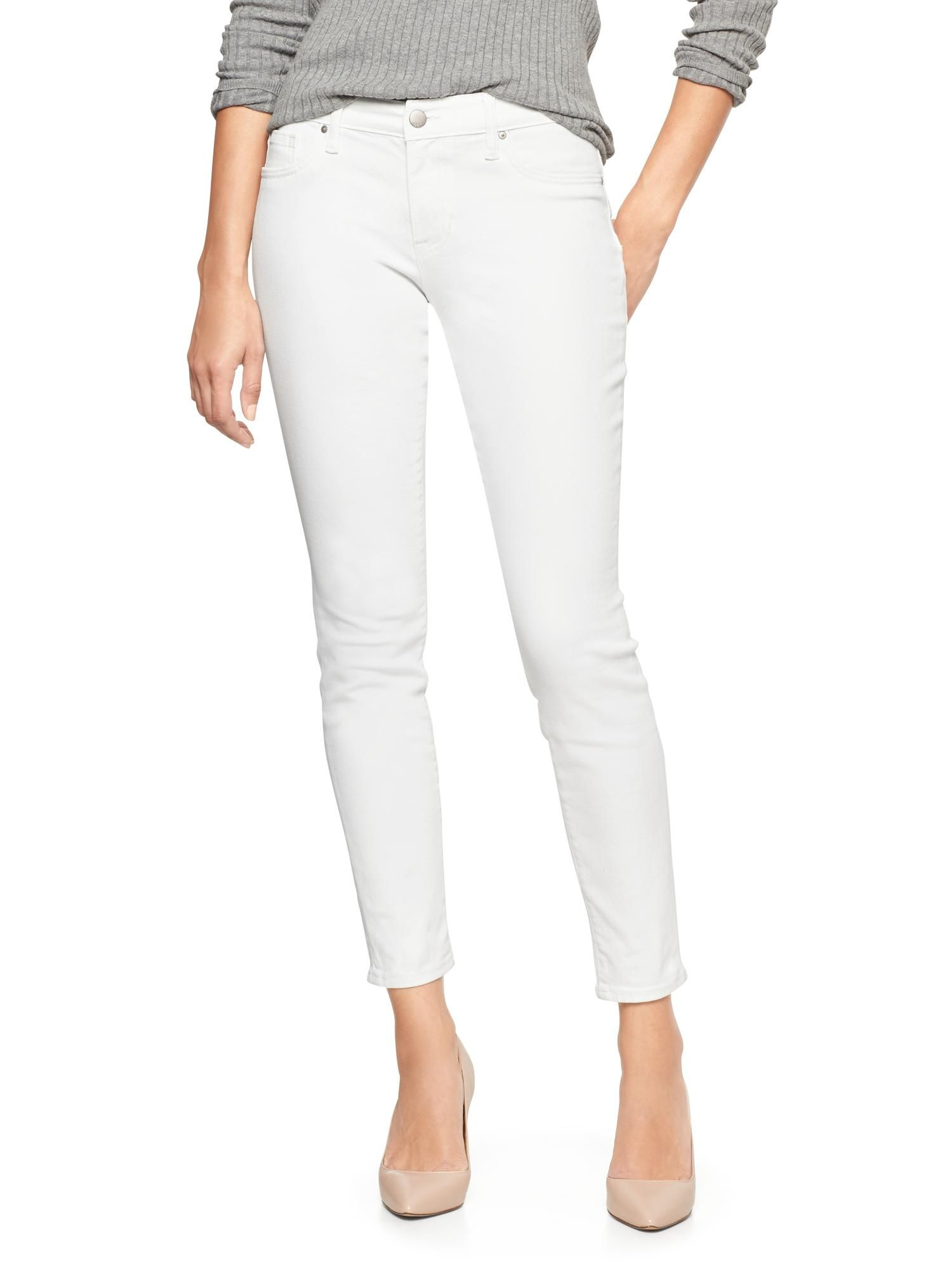 598237dd55726 Gap Legging Skimmer Jeans- WORLDS BEST JEANS | warm weather wear ...