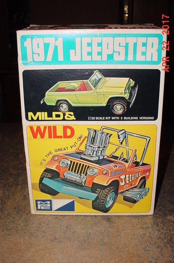 Details about MPC 1971 Pontiac GTO model kit #1-7111 1/25