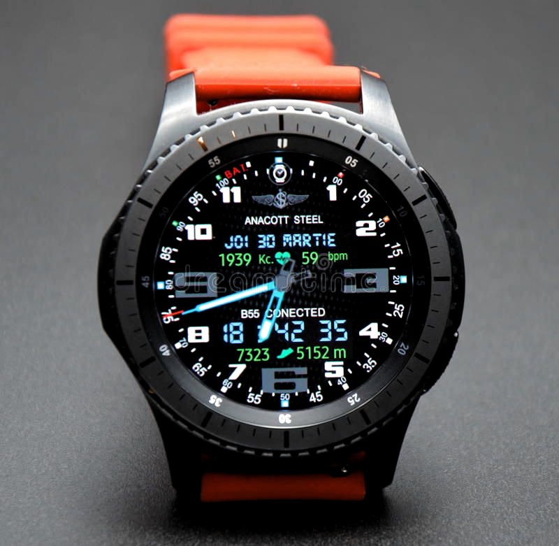 Photo About Best Samsung Gear S3 And Gear S2 Watch Faces For Every Occasion Image Of Iphone Samsung Watches Stylish Watches Men Watch Faces