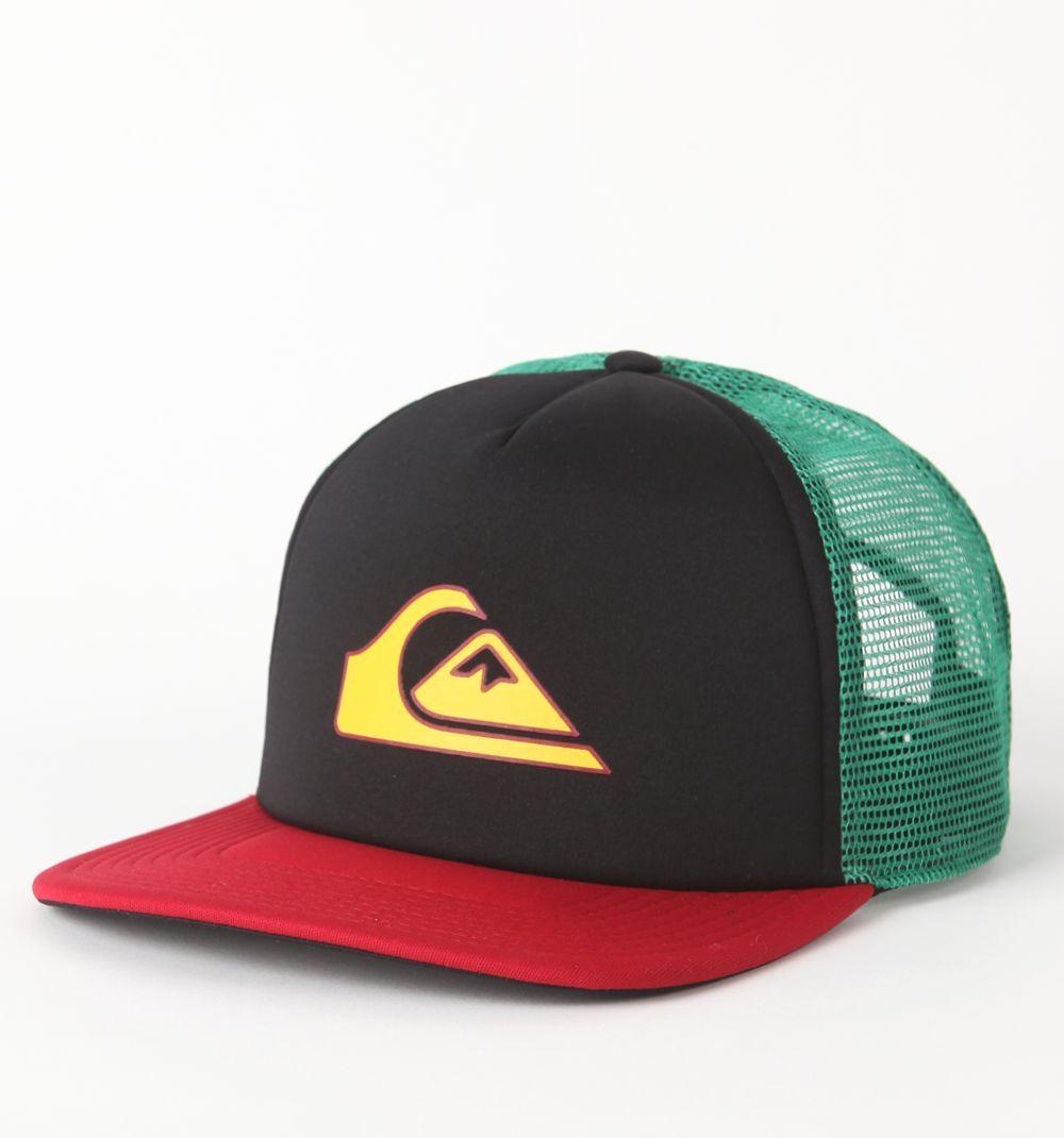 0242706c107c8 Quiksilver Good Times Trucker Hat