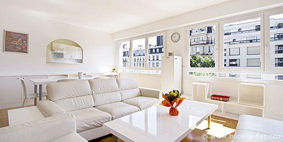 Location appartement 1 chambre paris boulevard du - Location chambre de bonne paris 16 ...