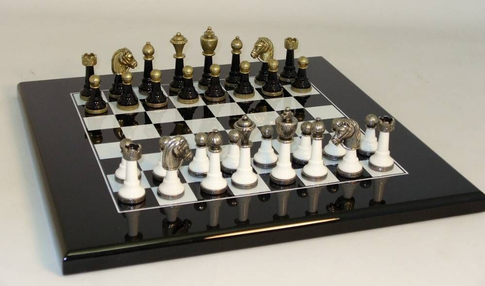 Chess Sets From The Piece Set Meval Knight