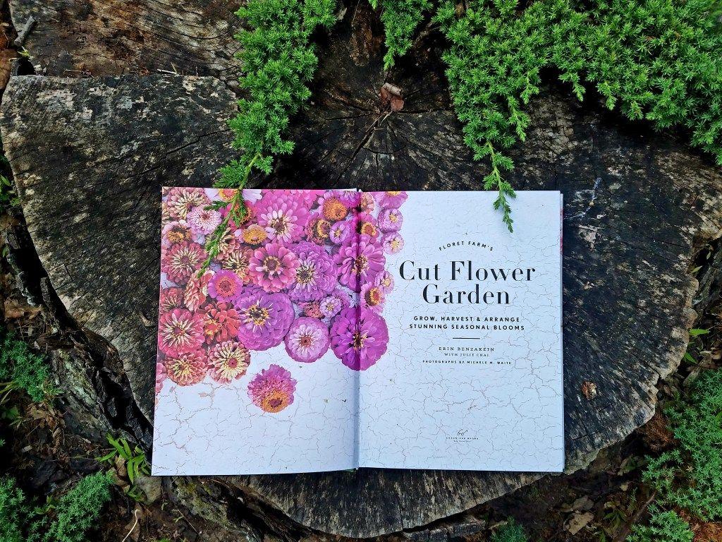 book review of floret farm's cut flower garden | pastry | cut flower