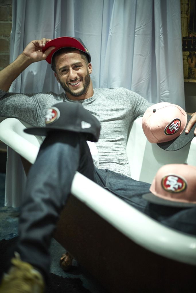 Behind the Scenes: Colin Kaepernick for New Era Campaign