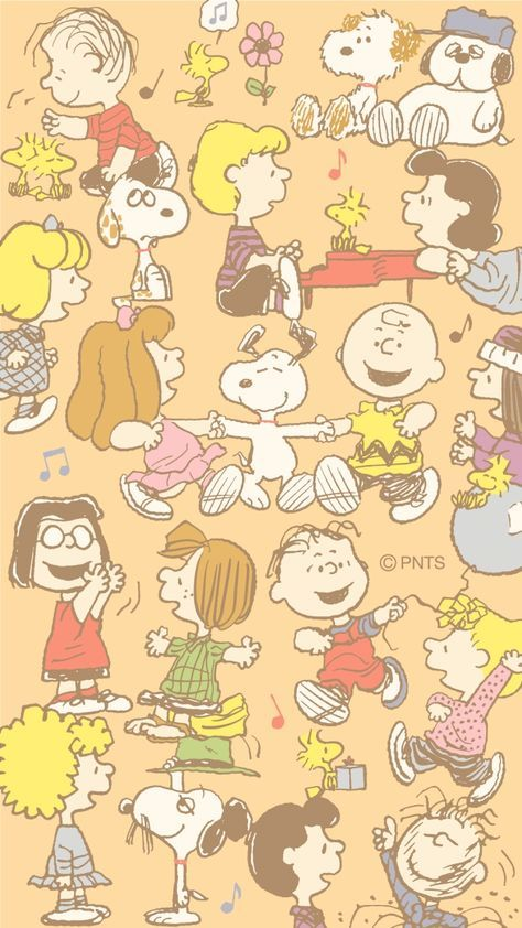 Trendy wallpaper cartoon peanuts snoopy ideas