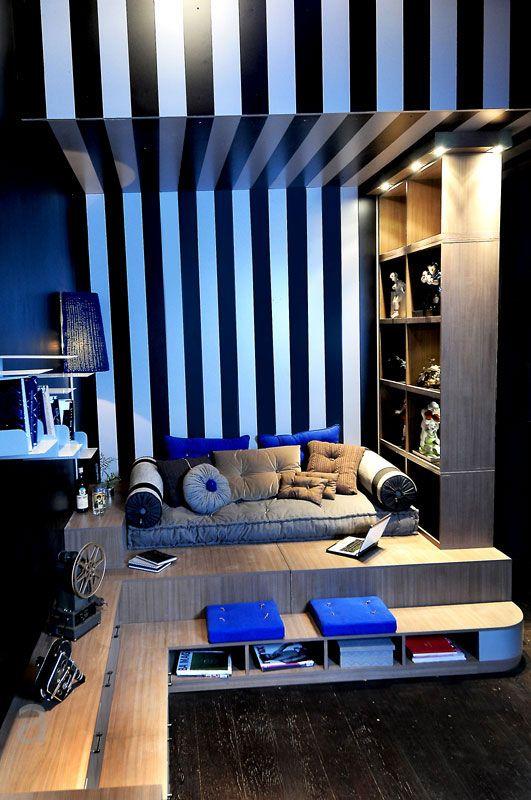 Free Room Design: Casa FOA 2010: Espacio Nº 22 El Estudio De Un Free-Lancer