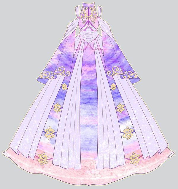 Dress 5 adopt - Auction CLOSED by uwwa on DeviantArt