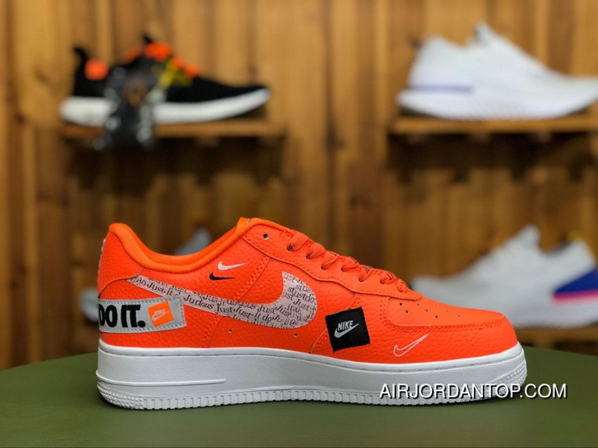 Nike Air Force 1 Low Just Do It Arriving Fall 2018 | Schuhe