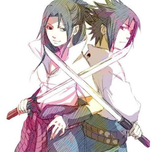 Sasuke Gender Bender Uchiha Anime Naruto Sasuke