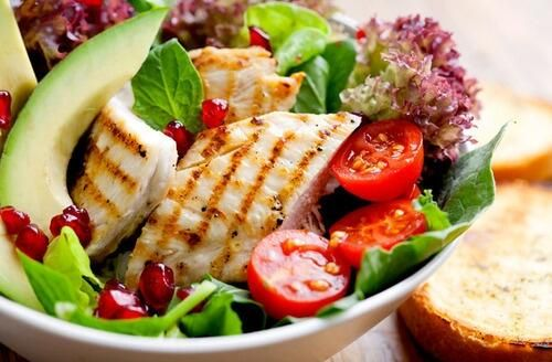 Healthy meal healthy meal ideas pinterest meals food and food healthy everyday meals forumfinder Choice Image