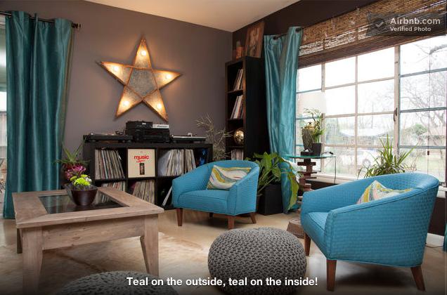 Charming Dream Living Room!